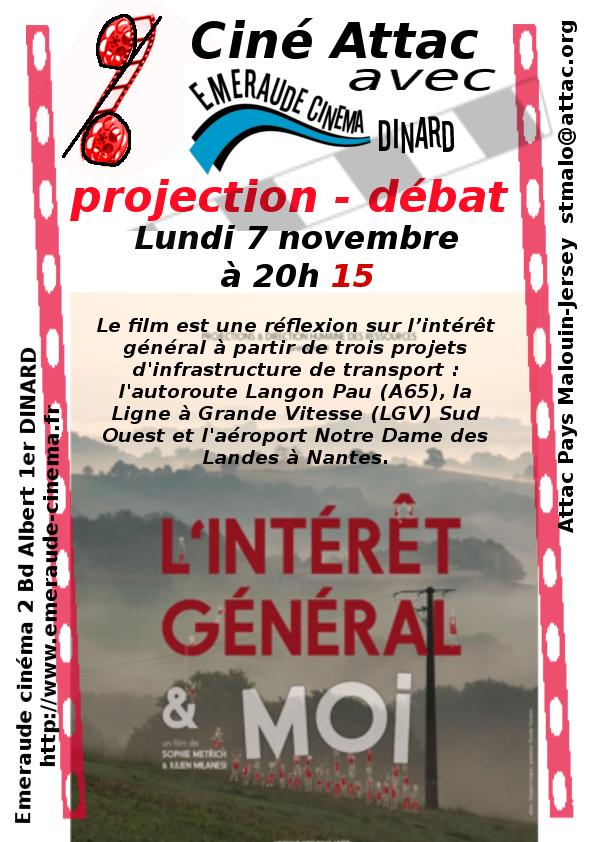 2016 11 07 interet general affiche