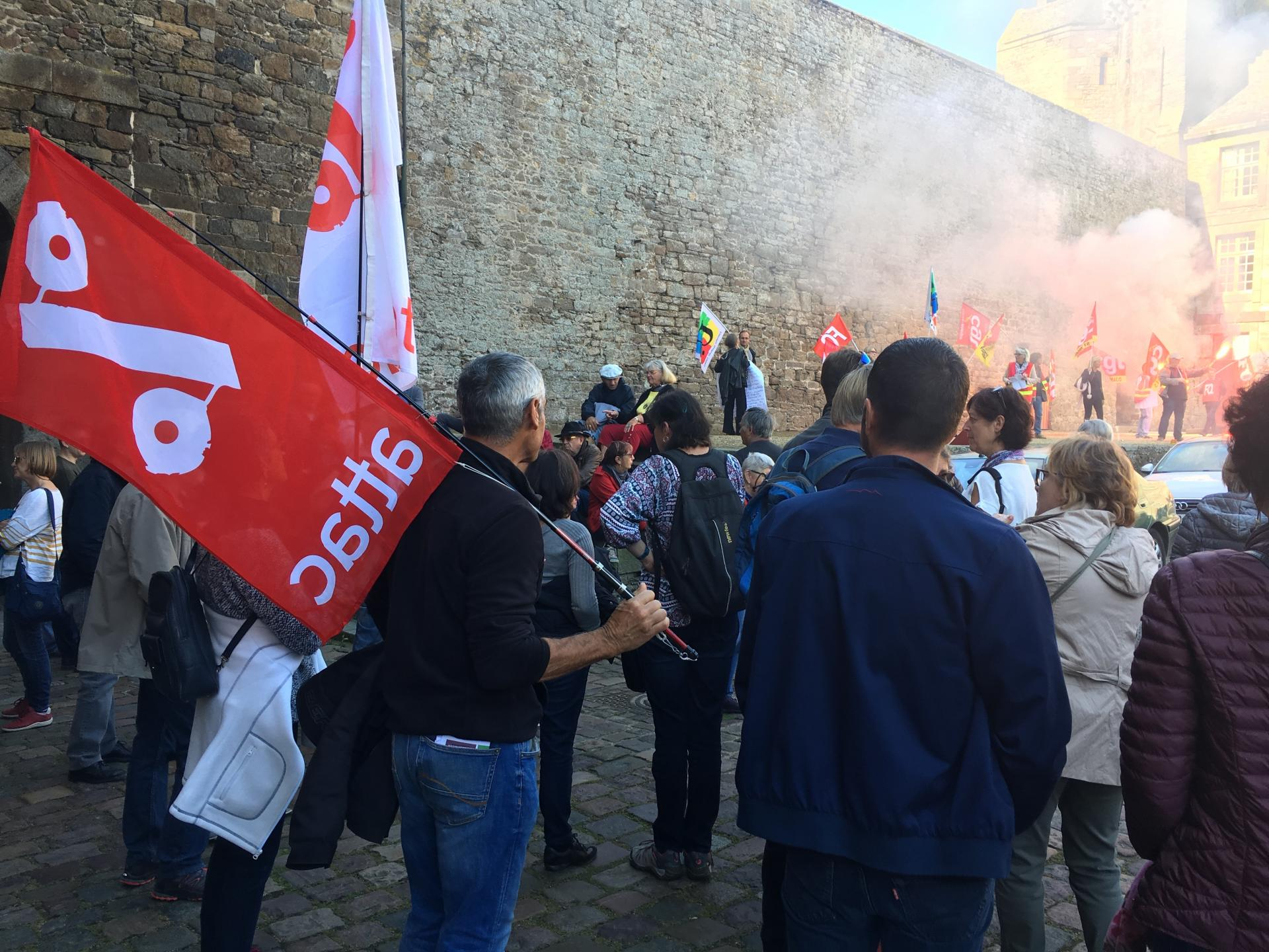 2018 10 09 manif syndicats