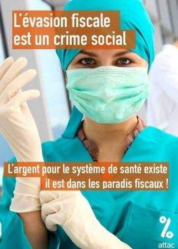 Affiche crime social