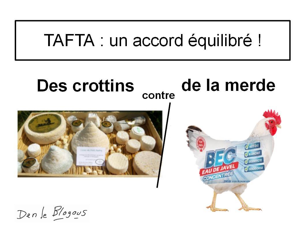 Crottin poule