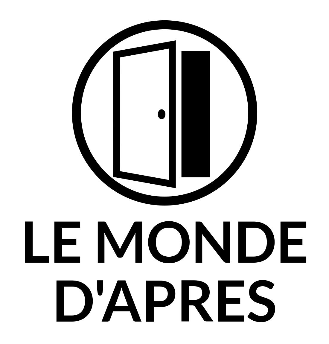 Logo monde d apres