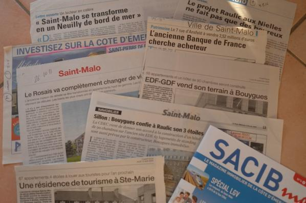 Presse immobilier