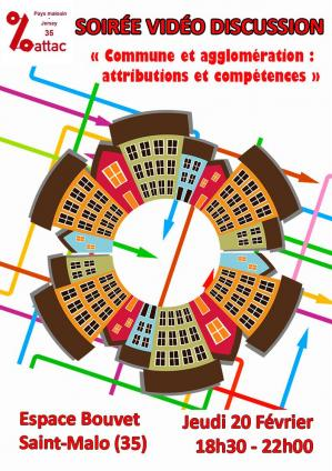 Video discussion competences mairie